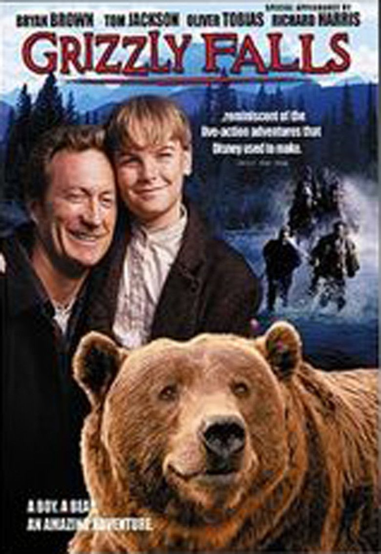 Grizzly Falls movie poster