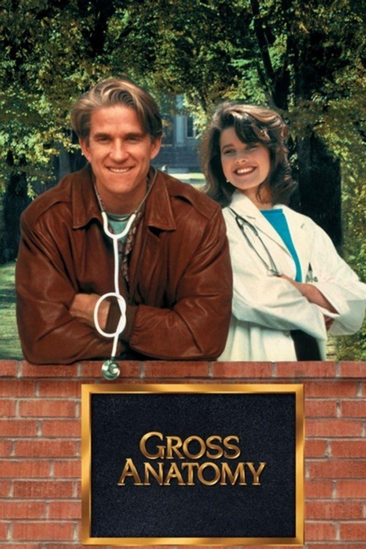 Gross Anatomy (film) movie poster