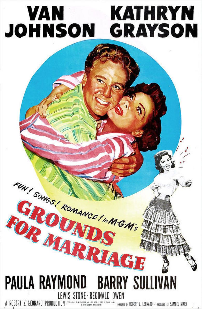 Grounds for Marriage movie poster