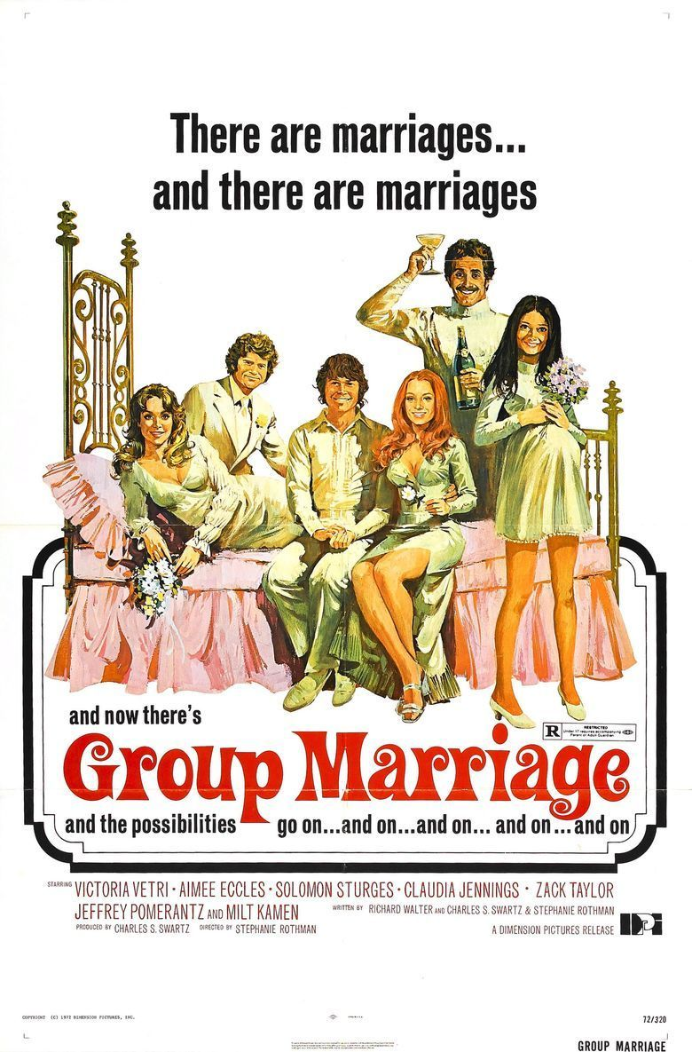 Group Marriage movie poster