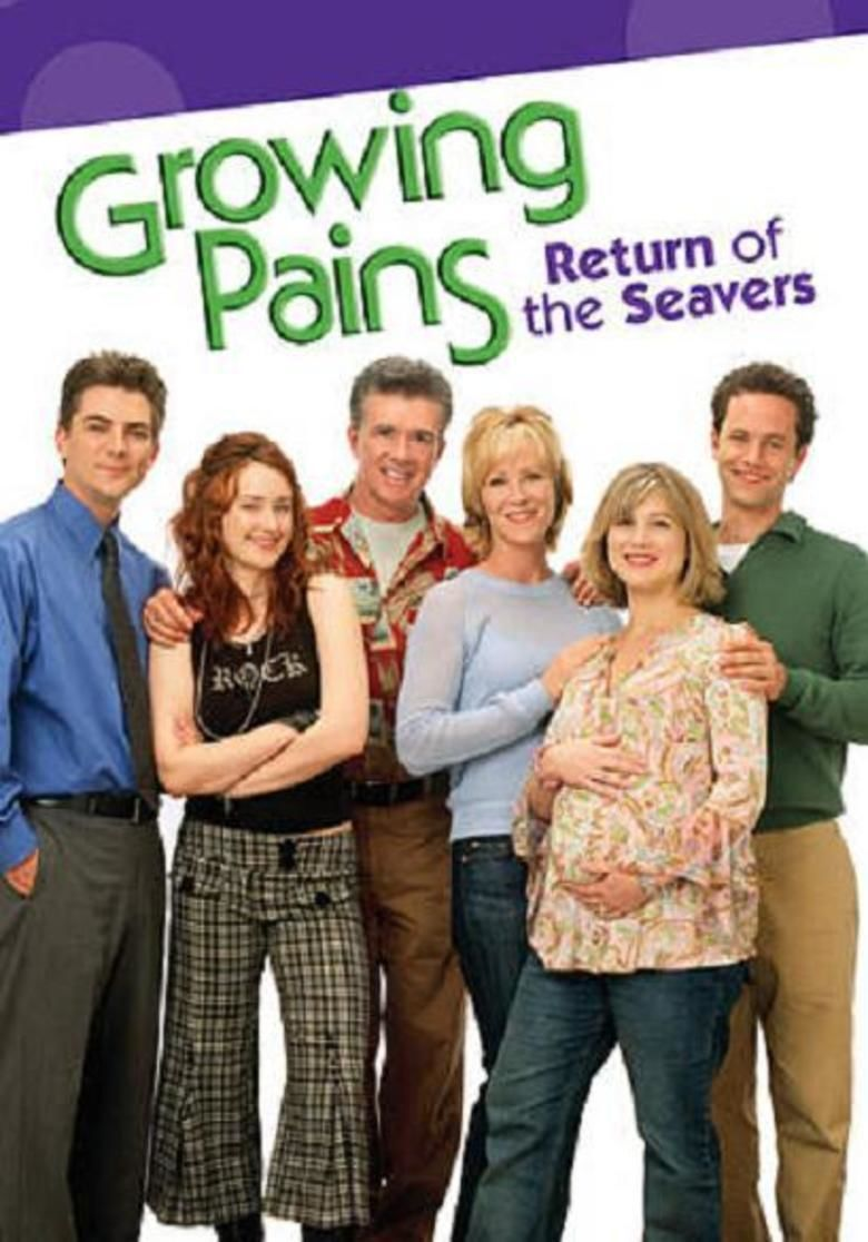 Growing Pains: Return of the Seavers movie poster