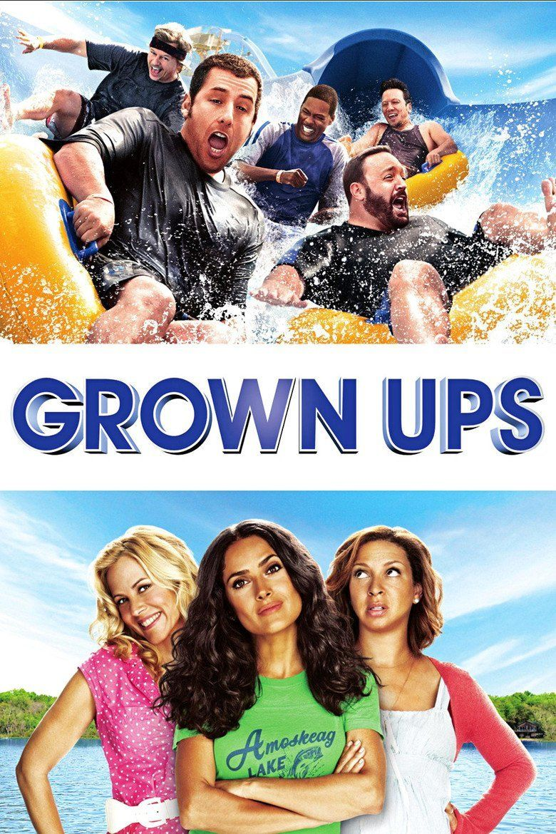 Grown Ups (film) movie poster