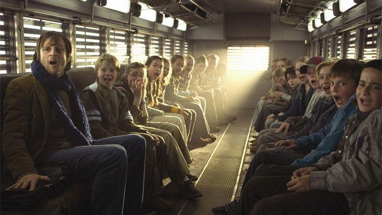 Gruesome School Trip movie scenes