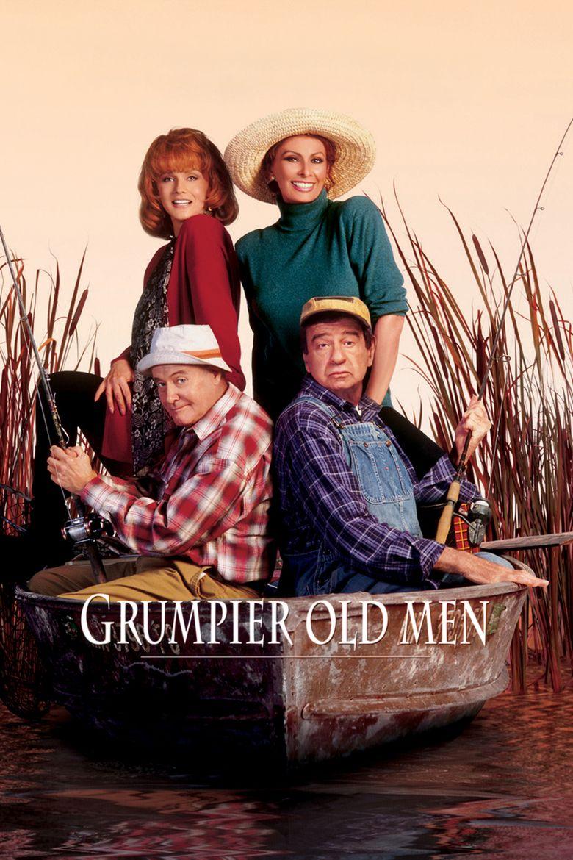 Grumpier Old Men movie poster