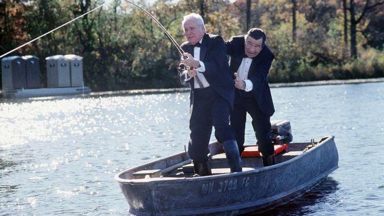 Grumpier Old Men movie scenes