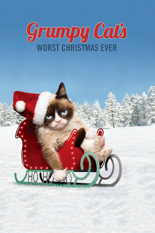 Grumpy Cats Worst Christmas Ever movie poster