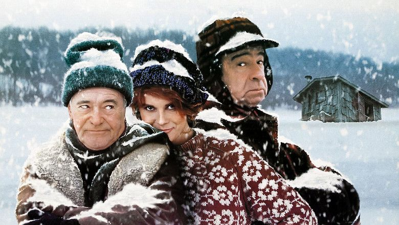 Grumpy Old Men (film) movie scenes