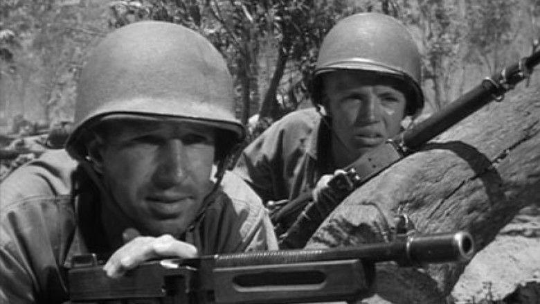 Guadalcanal Diary (film) movie scenes