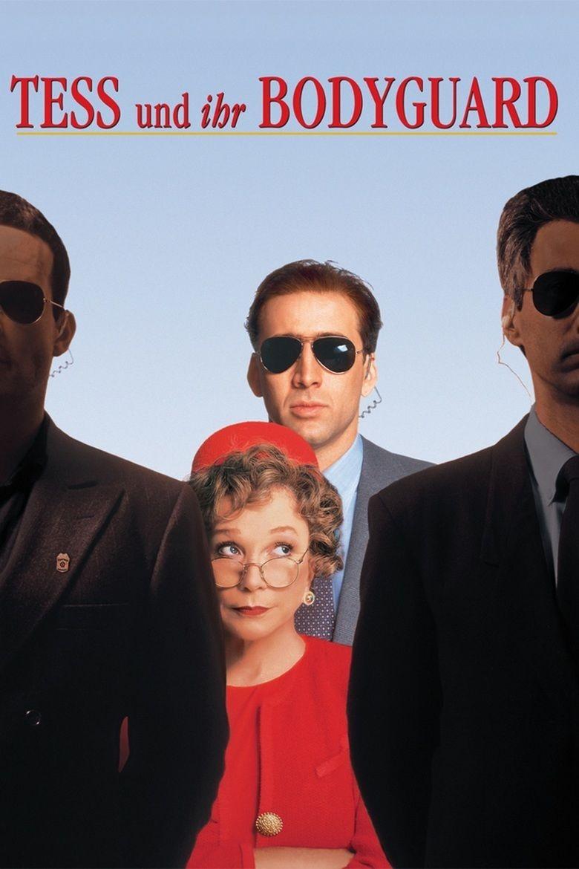 Guarding Tess movie poster
