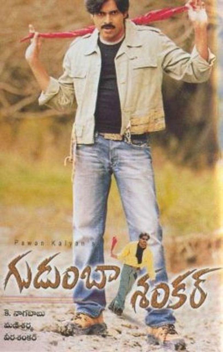 Gudumba Shankar movie poster
