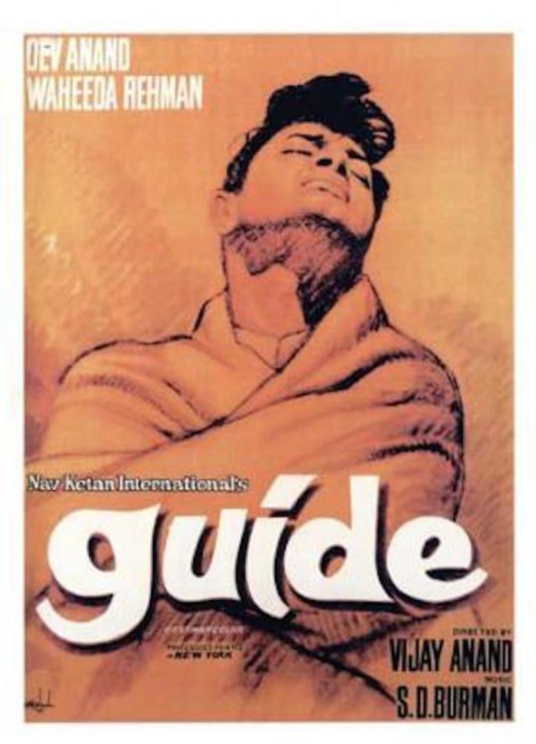 Guide (film) movie poster