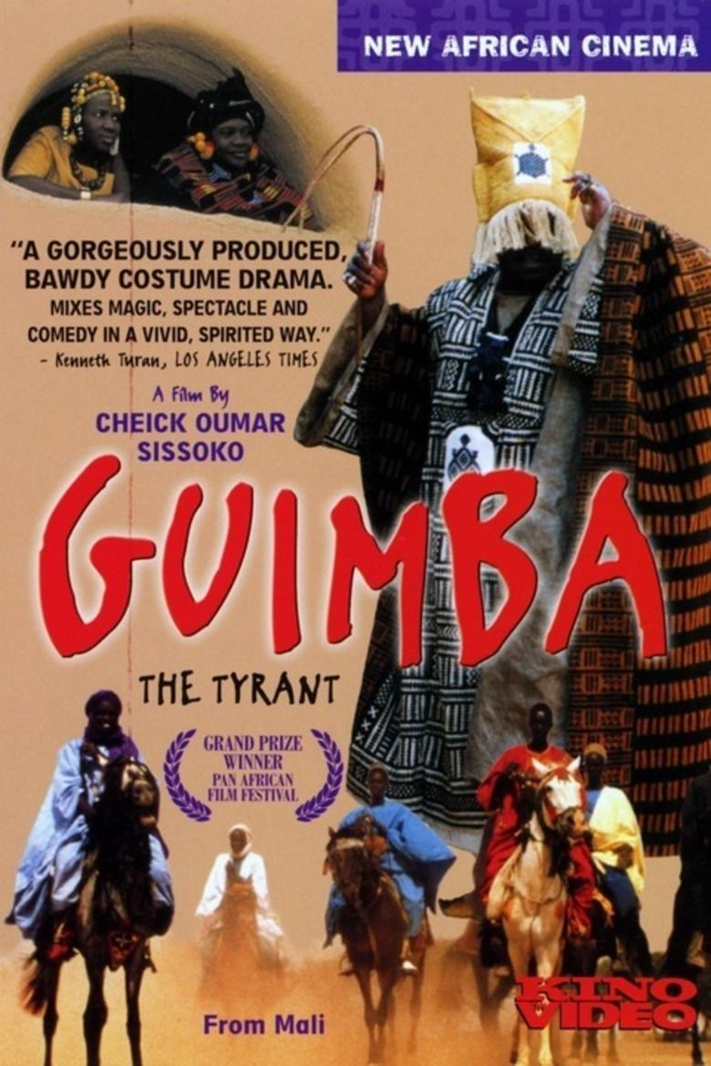 Guimba the Tyrant movie poster