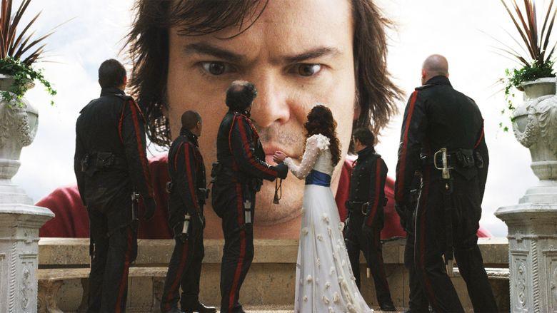 Gullivers Travels (2010 film) movie scenes