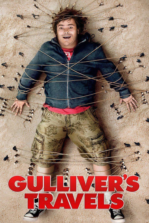 Gullivers Travels (2010 film) movie poster