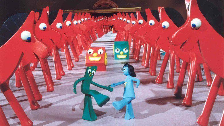 Gumby: The Movie movie scenes