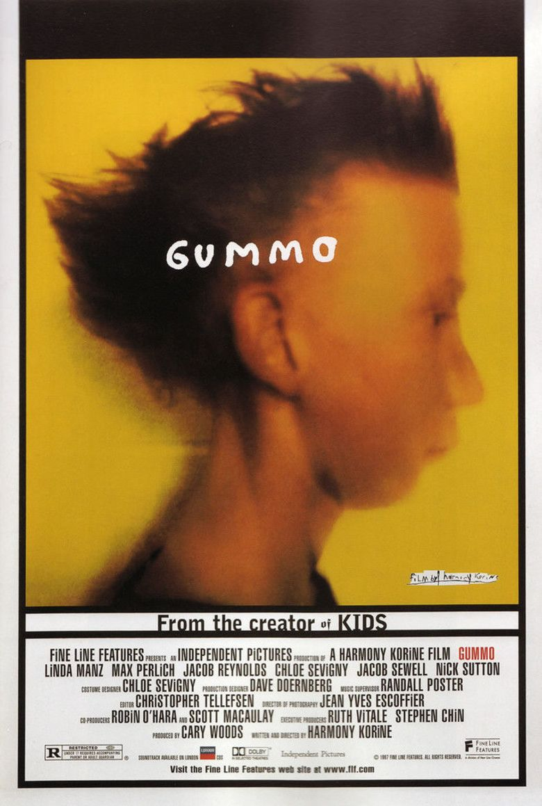 Gummo movie poster