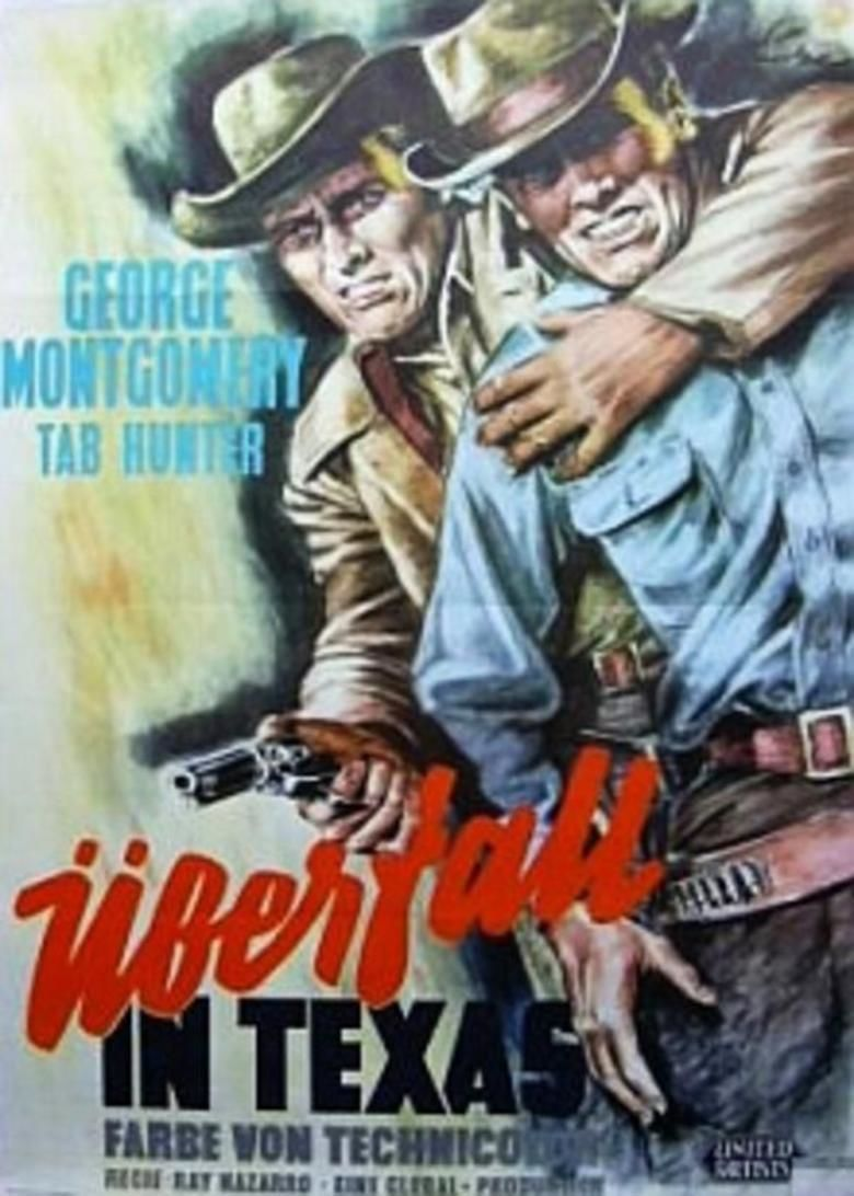Gun Belt (film) movie poster