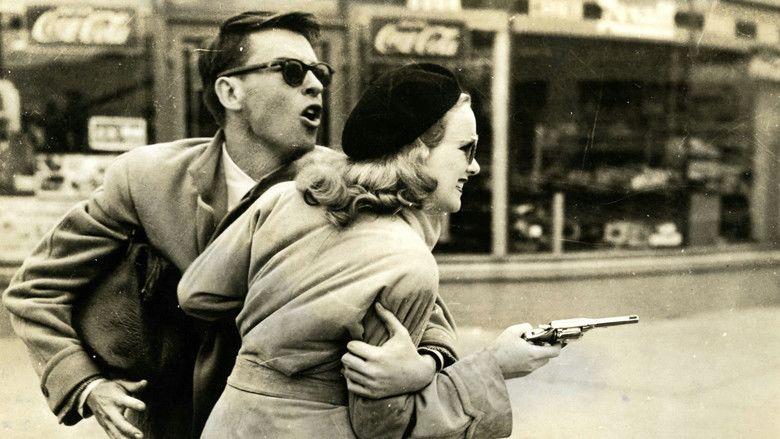 Gun Crazy movie scenes