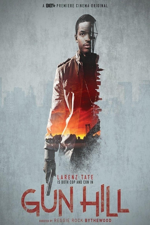 Gun Hill (film) movie poster