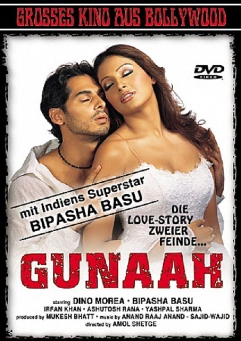 Gunaah (2002 film) movie poster