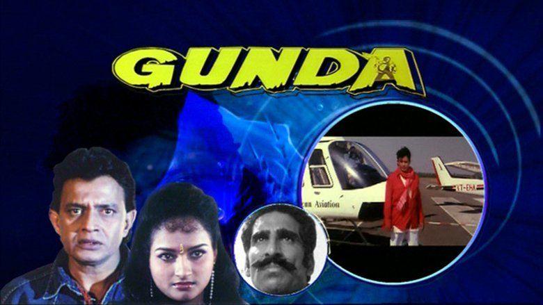 Gunda (film) movie scenes