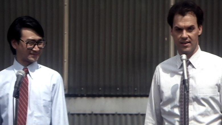 Gung Ho (film) movie scenes