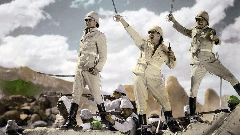 Gunga Din (film) movie scenes