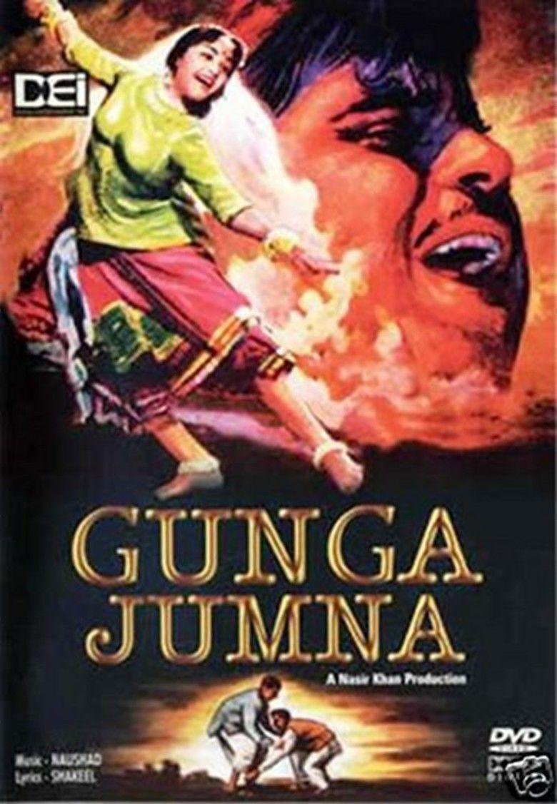 Gunga Jumna movie poster