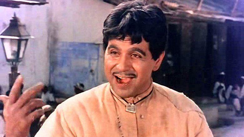 Gunga Jumna movie scenes