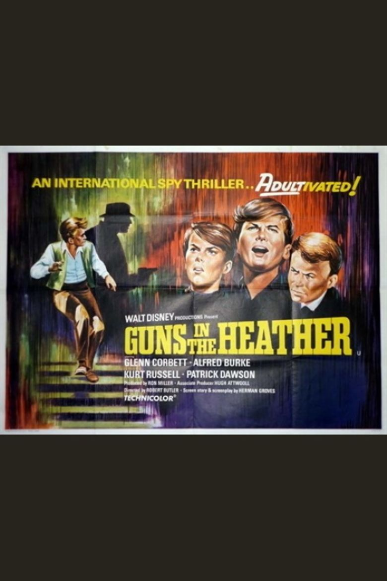Guns in the Heather movie poster