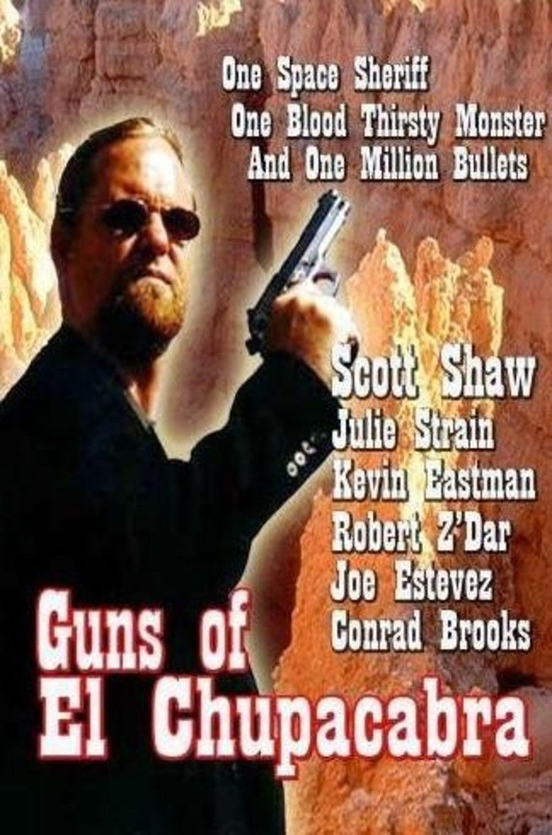 Guns of El Chupacabra movie poster