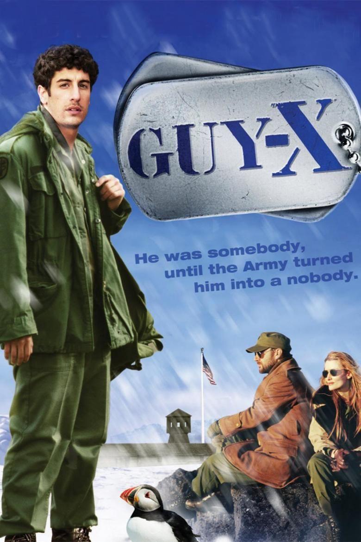 Guy X movie poster
