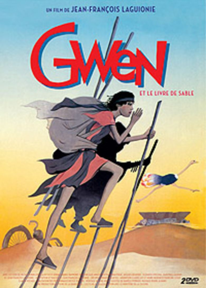 Gwen, or the Book of Sand movie poster
