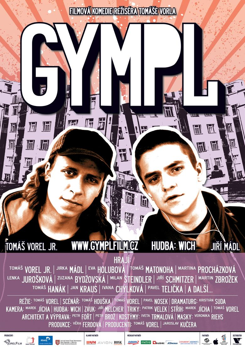 Gympl movie poster