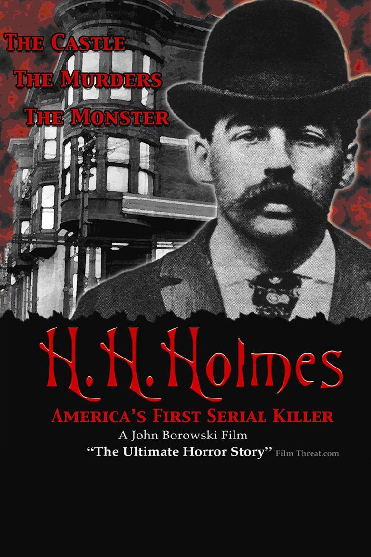 H H Holmes: Americas First Serial Killer movie poster