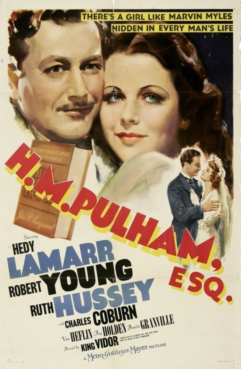 H M Pulham, Esq movie poster