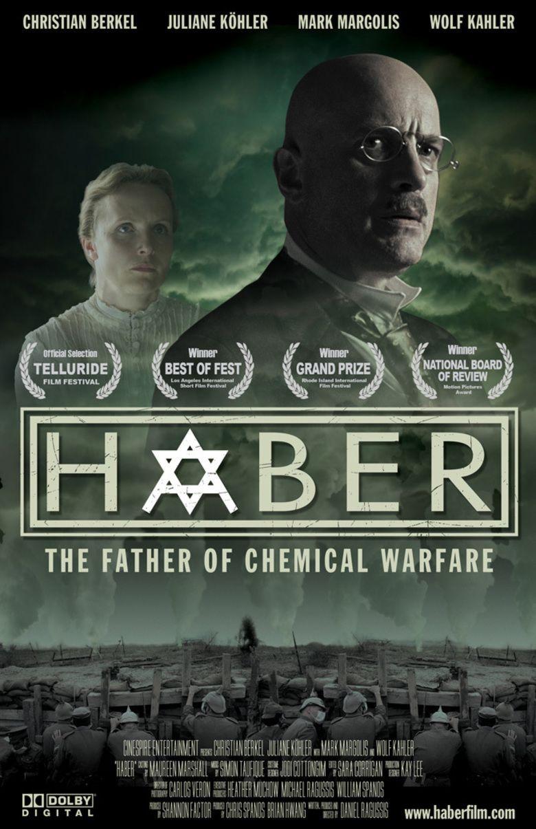 Haber (film) movie poster