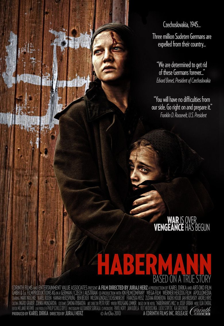 Habermann (film) movie poster