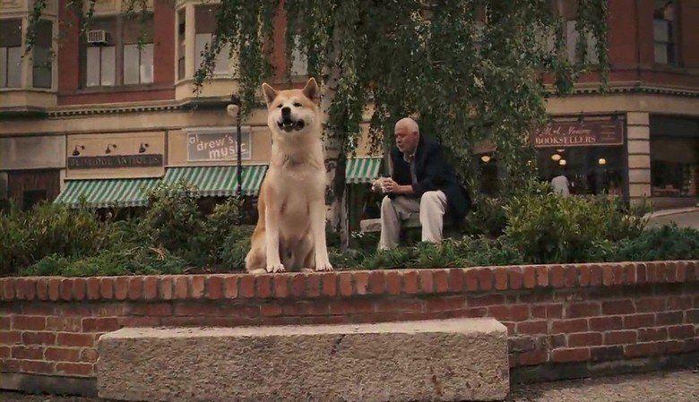 Hachi: A Dogs Tale movie scenes