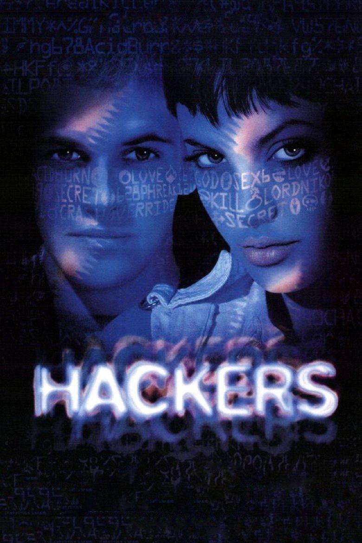 Hackers (film) movie poster