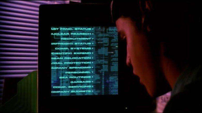 Hackers (film) movie scenes