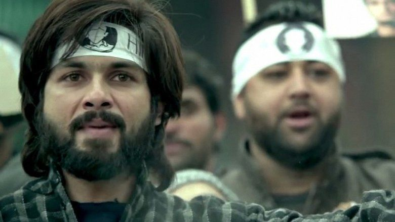 Haider (film) movie scenes