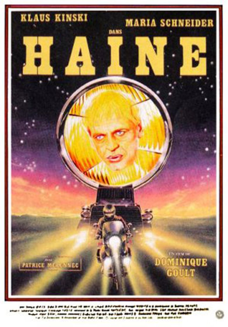Haine (film) movie poster