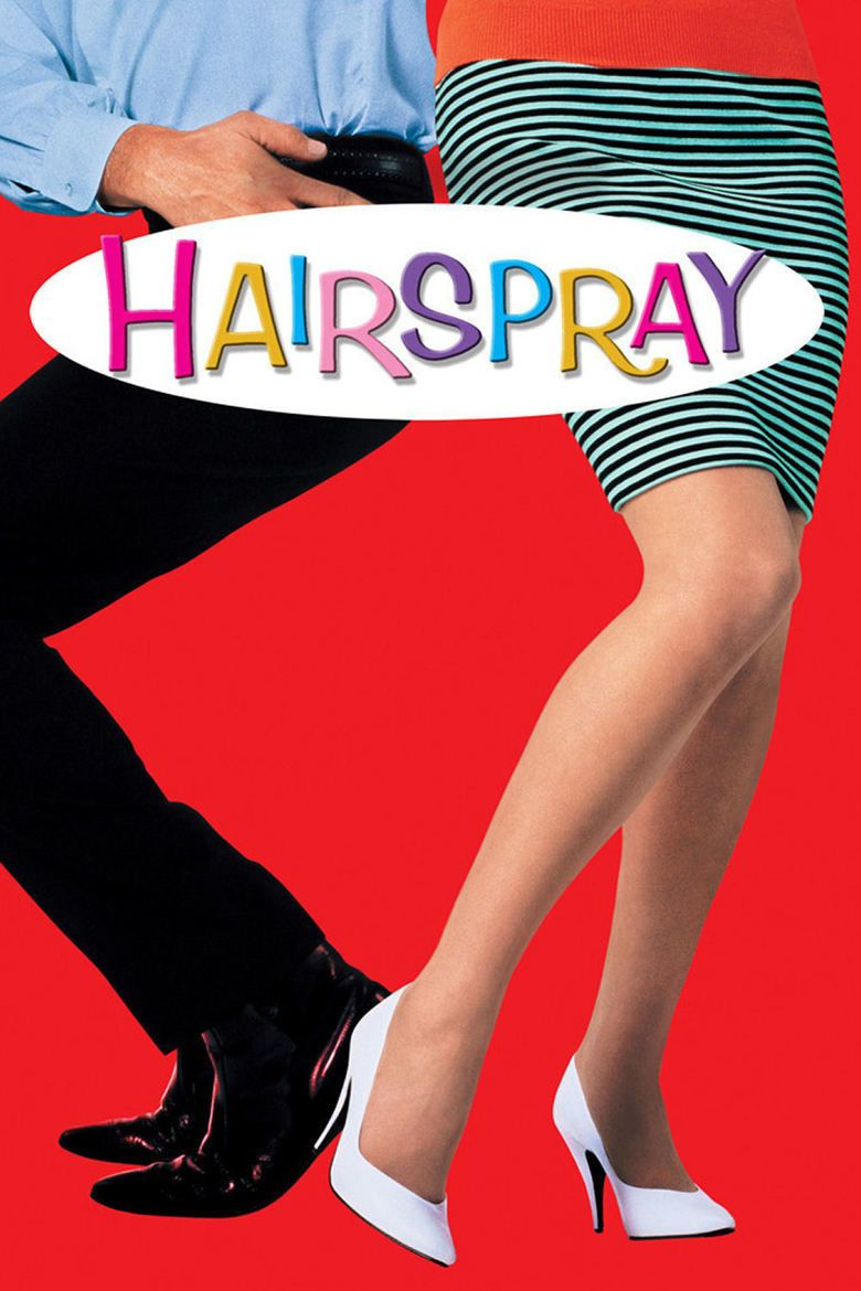Hairspray (1988 film) movie poster