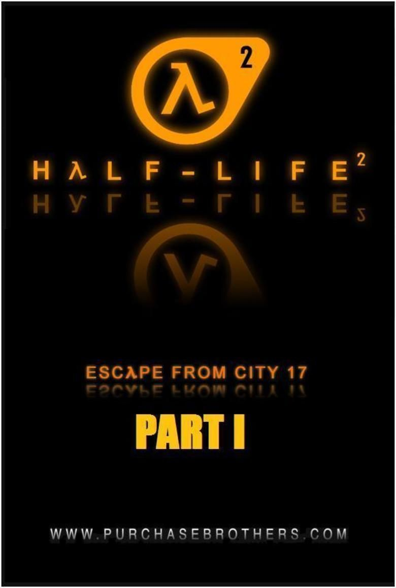 Half Life: Escape from City 17 movie poster