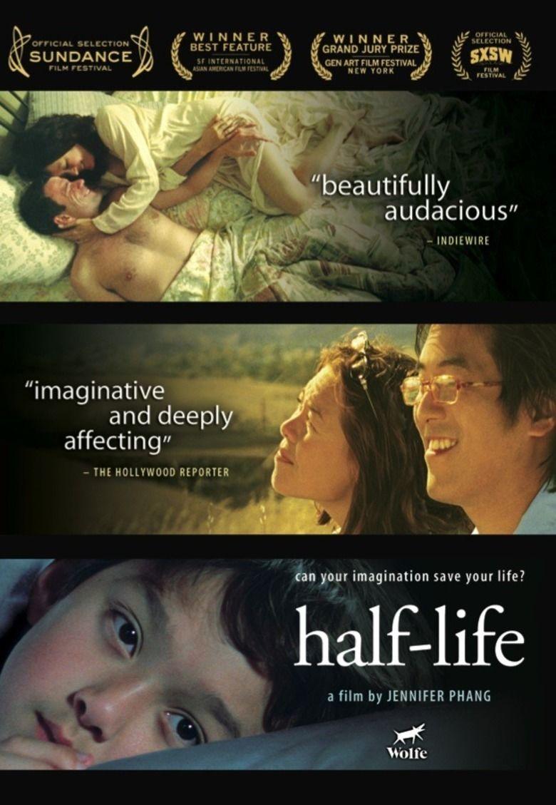 Half Life (film) movie poster