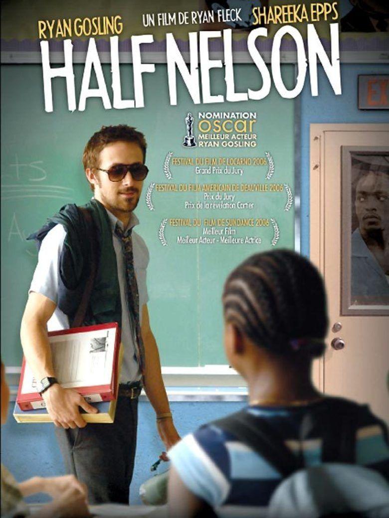 Half Nelson (film) movie poster