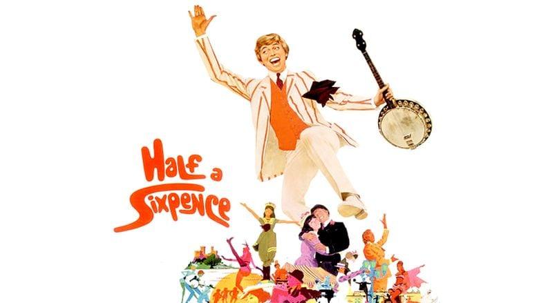 Half a Sixpence (film) movie scenes