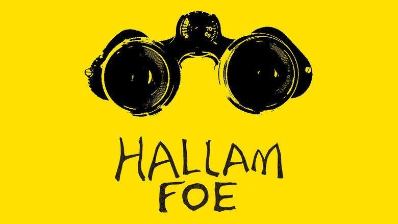 Hallam Foe movie scenes