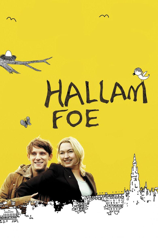 Hallam Foe movie poster